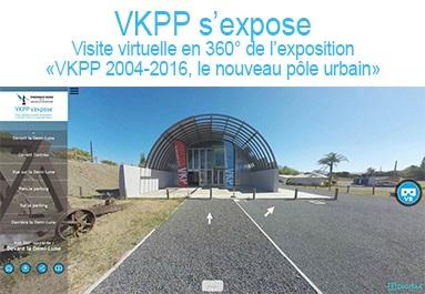 visite virtuelle 1/2 lune de Pouembout