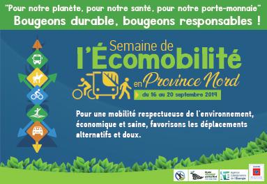 ecomobilité Koné Province Nord
