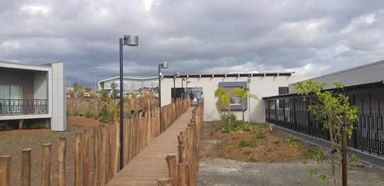 maison d'accueil hospitalière MAH Koné Province Nord Nouvelle-Calédonie Dons